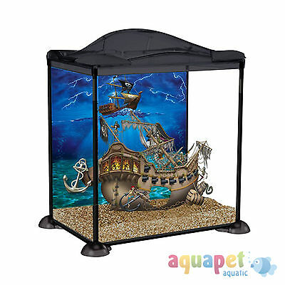 Marina Pirates Aquarium Kit 17L Fish Tank