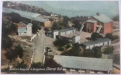 PAKISTAN, SOLDIERS HOSPITAL & BUNGALOWS, CHERAT HILL, Early 20th Century