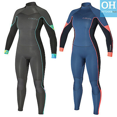 C-Skins Solace 3/2mm Ladies Wetsuit Womens Full Length Steamer Surf