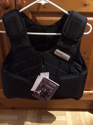 Smart Rider Body Protector 2009