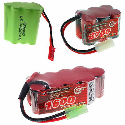 7.2v 8.4v 9.6v 10.8v VapexTech NiMH Flight RC Battery Pack with custom connector