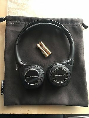New Genuine Jaguar Xj Xf Xe Xk Entertainment Wireless Digital Headphones