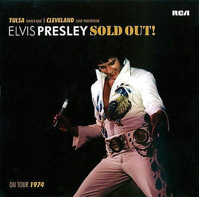 Elvis Presley - Sold Out: On Tour 1974 - FTD 2x CD New & Sealed********