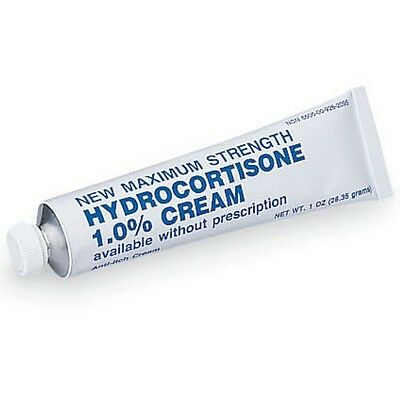 HYDROCORTISONE-CREAM1% EFFECTIVE RELIEF OF IRRITATED/ITCHY SKIN 10g x 3