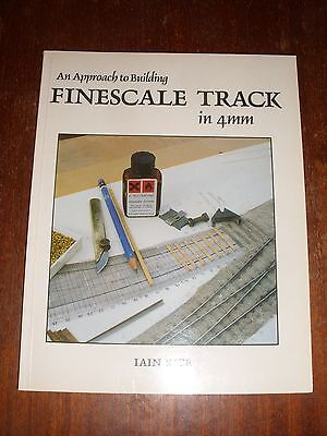 Finescale Track in 4mm-Iain Rice