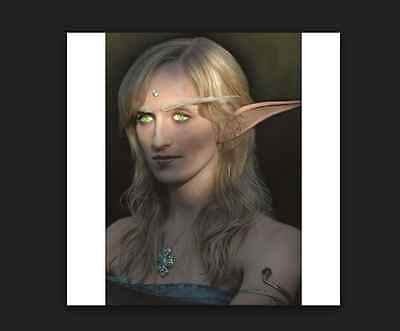 Elven ears  Long Tip -  pixies, elves and fairies cosplay and LARP.  Elf ears