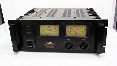 YAMAHA PC2002M Professional Vintage Stereo Power Amplifier 1982 Made in Japan
