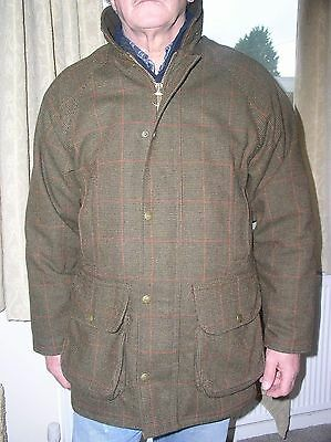 Super Country Pursuits Hunting Tweed Jacket Hoggs Of Fife Size L
