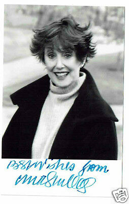 Una Stubbs Actress Sherlock Worzel Gummidge Hand Signed  Photograph 5 x 3