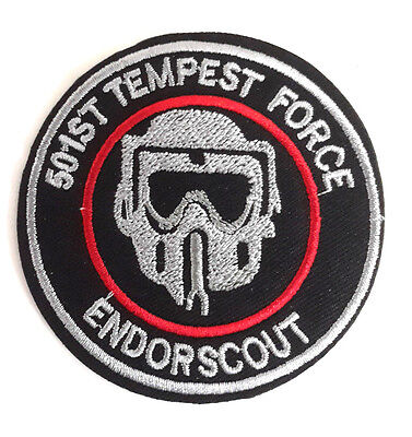"Star Wars 501st Tempest Force- Endor Scout  2.75"" Patch  (SWPA-KL-23)"