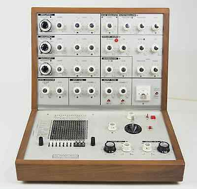 Ems Vcs3 Putney Rare Deluxe Version ✰ Top Condition - Pro Serviced ✰