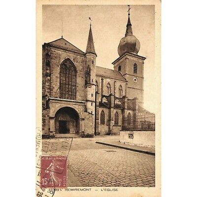 [88] Remiremont - L'Eglise.