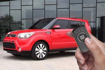 GENUINE 2016 KIA soul REMOTE START (KEY START MODEL) B2F60 - AQ500