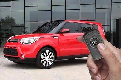Genuine 2014  -  2016 Kia Soul Remote Start (Key Start Model)