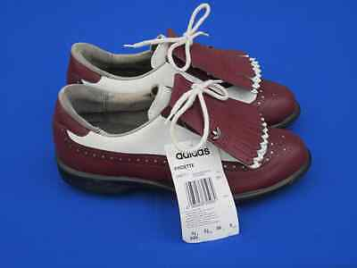 adidas PROETTE vintage Golf shoes  boots 90`s Made in Slovenia  3 1/2  new