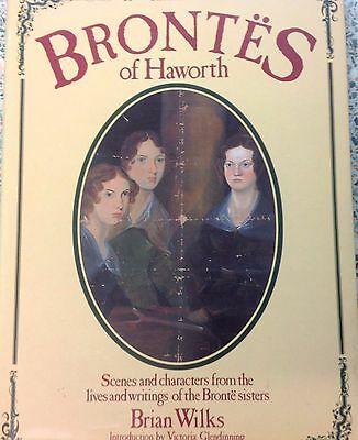 Book,.bronte,.brontes Of Howarth,.howarth,. Yorkshire,.