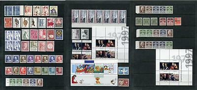 Denmark Mix of MNH Stamps, Strips etc.