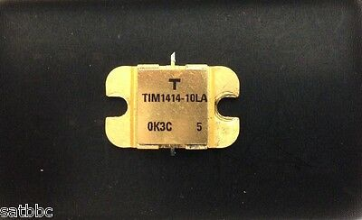 Toshiba TIM1414-10LA microwave power GaAs FET