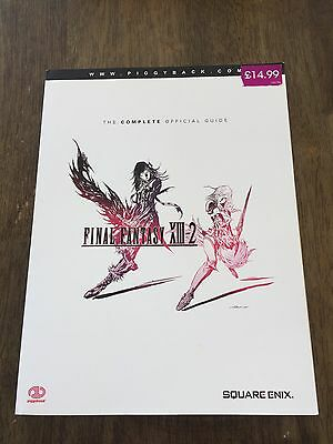 Final Fantasy XIII-2 Official Strategy Guide