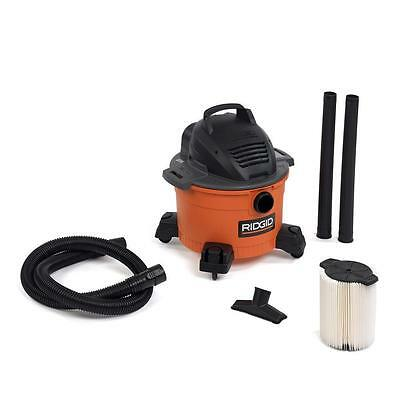 RIDGID 6 gal. 3.5-Peak HP Wet Dry Vac