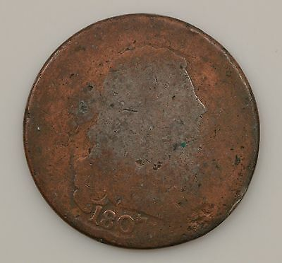 1807 Draped Bust Large Cent *G87