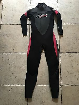 JZ101  Rip Curl Womens Wet Suit Black 10