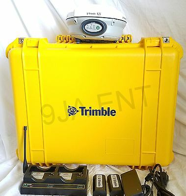 Trimble R8 Model 4 GNSS GPS GLONASS Receiver UHF 450-470MHZ