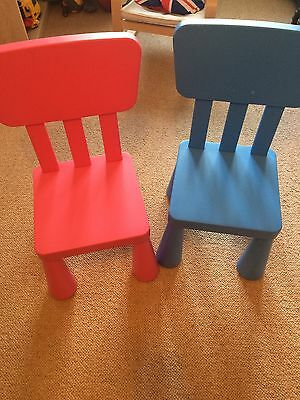 ikea childrens table and chairs