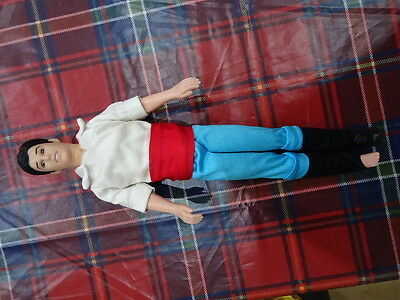 Disney The Little Mermaid - Prince Eric Classic Doll