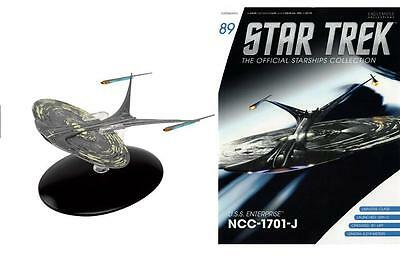 Star Trek Starships Magazine #89 USS Enterprise NCC-1701J 1701 1701-J Eaglemoss