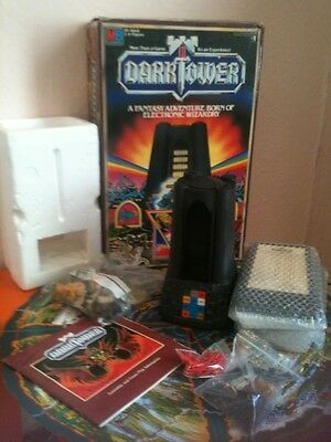 Dark Tower Electronic Board Game Mb Games 1982 - Complete - Vgc - Rare