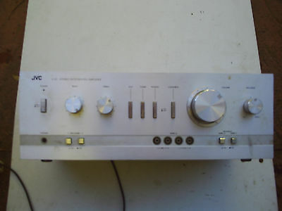 Jvc As-5 Vintage Stereo Integrated Amplifier