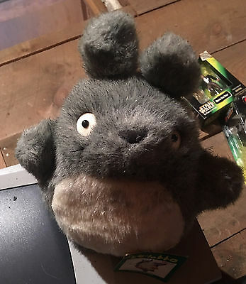 """My Neighbor Totoro 9"""" Plush Animal Made in Japan New With Tags"""