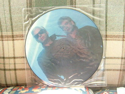 Gary Numan New Thing From London Town 12 Inch Limited Edition Picture Disc