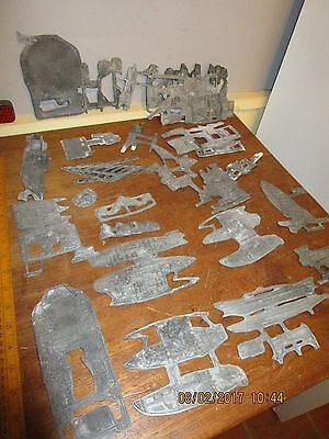 Quantity of Ship builders blueprint printing plates for Quickstep II / Trimaran