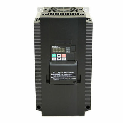 Hitachi Wj200-075Lf,variable Frequency Drive, 10 Hp, 230 Vac, Three Phase Input