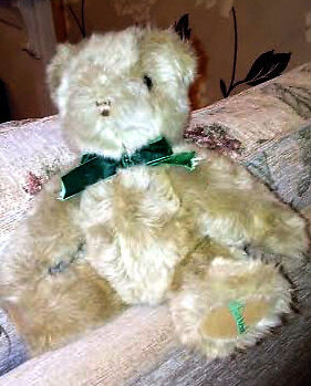 Harrods 12inch Brown Teddy Bear