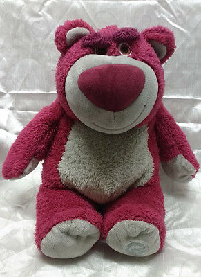 Toy Story Lotso Bear Plush, Disney store Original