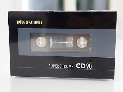 Intersound CD 90 Germany *** High-End Sammlungsstück