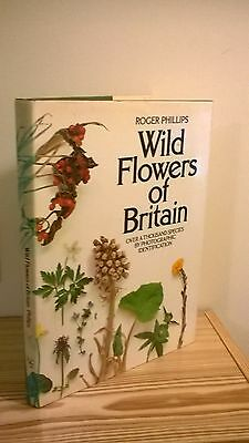 Wild Flowers of Britain by Roger Phillips (Hardback, 1977)