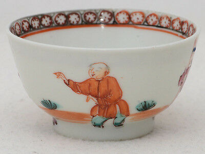 Chinese 18th century export porcelain cup