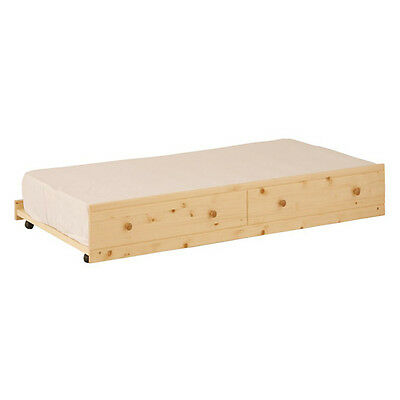 Canwood Trundle Bed, Natural - 314-5