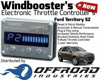 Ford Territory 9 Mode Windbooster Electronic Throttle Controller