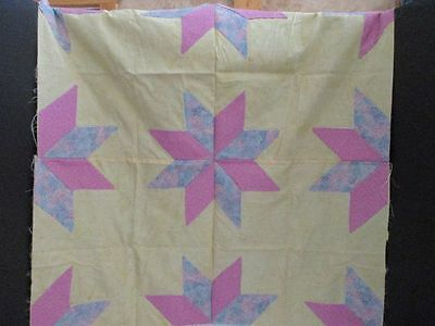Quilt Smart unfinished quilt eight point star