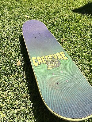 """Enjoi Caswell Berry RARE 8.1"""" CUSTOM MADE COMPLETE INDY TRUCKS ~FREE Y TOOL~"""