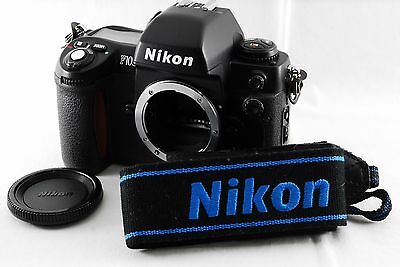 Excellent+++ Nikon F100 35mm SLR Film Camera Body Only from Japan #770