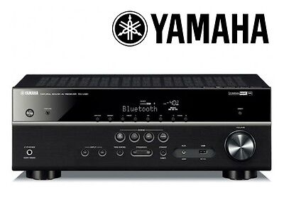 Yamaha Rxv481 Home Theater Av Receiver *latest Series*