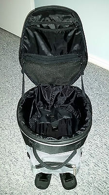 2010-2015 Triumph Speed Triple tank bag 15-20 liter