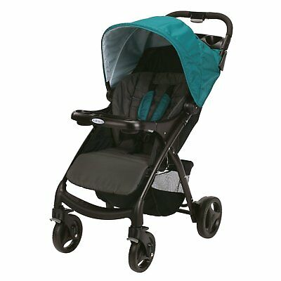Graco Baby Verb Click Connect Stroller, Sapphire - 1927685