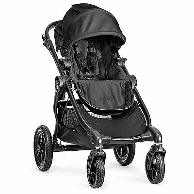 Baby Jogger City Select Single - Black Frame, Black - 1959502